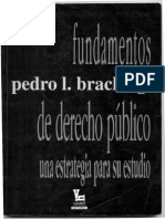Fundamentos Del Derecho Publico
