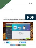 Canva Layanan Edit Gambar Online Yang Keren - Urbandigital
