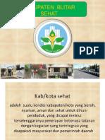 Kabupaten Blitar Sehat