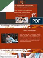 Presentación de la asignatura Tecnología y Comunicación Educativa