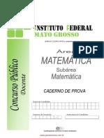 Matematica Mato Grosso