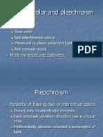 pleocroism