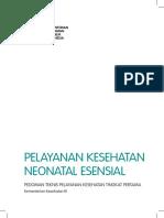 Buku Neonatal Essential
