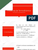 9. Problemas de Termodinámica