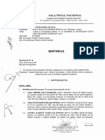 Exp. 81-2015-54 - Asociación Ilícita para Delinquir Agravada - Caso Banda del Cojo Mame