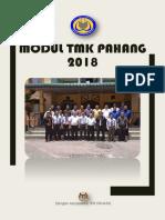 MODUL TMK PAHANG 2018