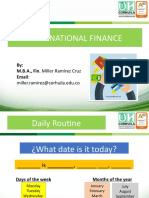 2. Second Lesson - International Finance.pptx