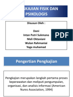 Pengkajian Fisik Dan Psikologis Ppt Pak Ana