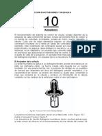 Seccion III Actuadores y Valvulas
