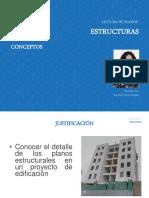 LECTURA DE PLANO ESTRUCTURA - CAPECO
