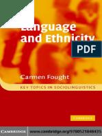 Language and Ethnicity Key Topics in Sociolinguistics.pdf