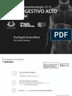 2. Esofagitis eosinofílica