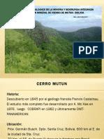 Proyecto Corredor Mutún Atlántico BAZOBERRY