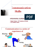 Communication Skills Pp t