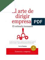 Frontera Damian - El Arte de Dirigir Empresas