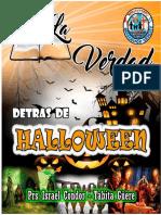 Libro de Halloween