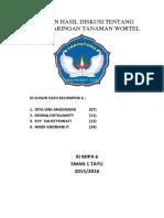 LAPORAN HASIL DISKUSI TENTANG KULTUR JARINGAN TANAMAN WORTEL.docx
