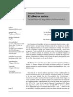 Wallerstein, I. - El albatros racista [2000].pdf