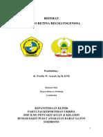 Referat Ablatio Retina Regmatogenosa (Fix)