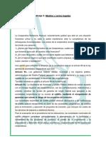 Derechos y Acciones Derecho Mercantil