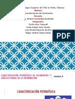 Unidad IV_caracterización Petrofisica
