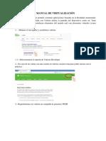 Manual virtualizacion en Unity  generar apk para android