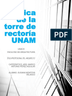 TORRE DE RECTORÍA UNAM