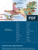 Arte en Mesoamerica
