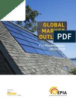EPIA Global Market Outlook for Photovoltaics 2014-2018 - Medium Res