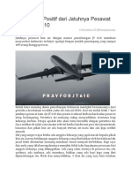 Melihat Sisi Positif Dari Jatuhnya Pesawat Lion Air JT 610-Firman-pratama