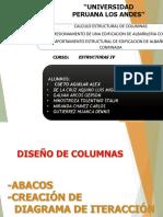 Diapositiva Columna y Albañileria