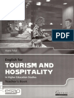 English for Tourism and Hospitality in Higher Education Studies Techers Book