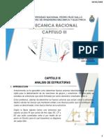 Mecánica Racional - Capitulo III