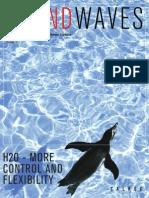 Soundwaves, Calrec's broadcast audio news update, issue 20