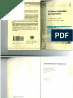 Alfabetización Temprana McLane y G.D. McNamee Ediciones Morata S.L. 1920