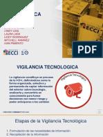 VIGILANCIA TECNOLOGICA