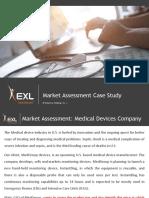 Market Assessment Case Study