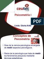 Historia y Conceptos de La Medición Psicológica (B)