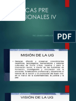 Presentacion Syllabus Ppp IV