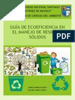 Manual en Ecoeficiencia- Residuos Solidos