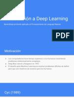 DLPLN - Introducción - Rodrigo Stecanella