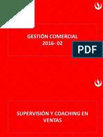 Clase 9 (Semana 11) - Supervisioìn y Coaching en Ventas