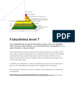 Fukushima Level 7 - The Science of Nuclear Energy - The Open University