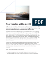 New Reactor at Hinkley C - The Science of Nuclear Energy - The Open University