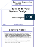 Intro to VLSI System Design