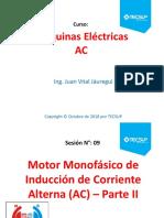 Clase 09 Motor Monofasico_parte 02