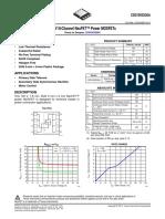 CSD19533Q5A datasheet