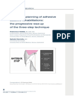 Esthetic Rehabilitation of a Severely Worn Dentition With MIPP