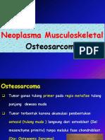 4. Osteosarcoma
