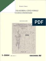 Sirigu Archeologia Moderna